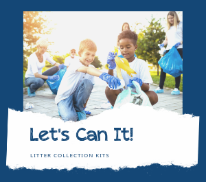 NNPL's Let's Can It Litter Clean Up Kits