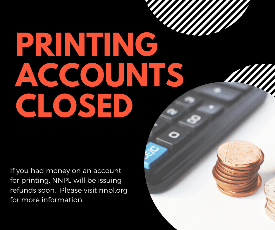 Print Accounts