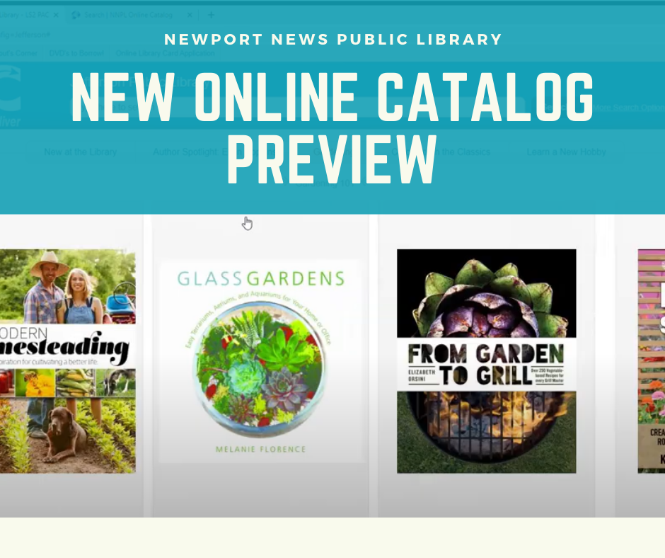 Online Catalog Preview