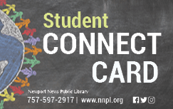 Student Connect Library Card