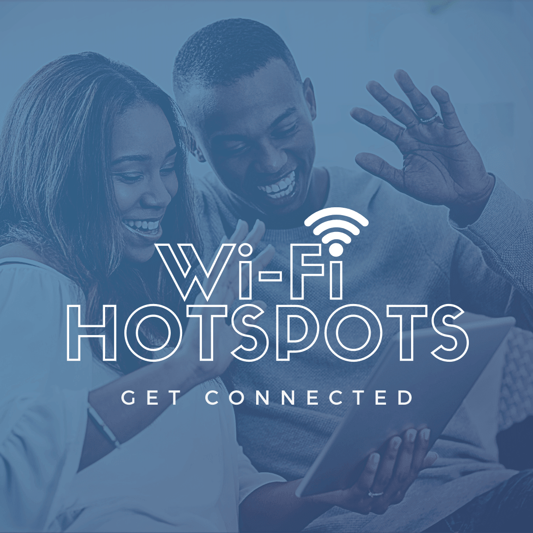 Get connected with wifi hotspots